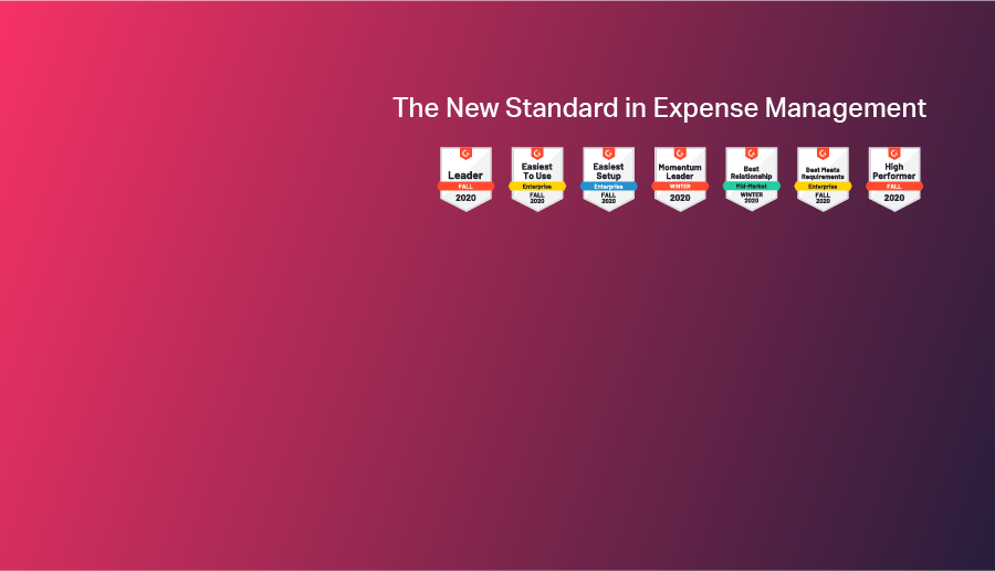 Fyle is the New Standard In Expense Management